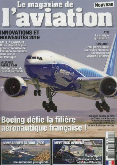 « Magazine de l'aviation » Boeing