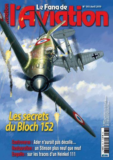 """""""Fana de l'Aviation : Les secrets du Bloch MB-152"""""""