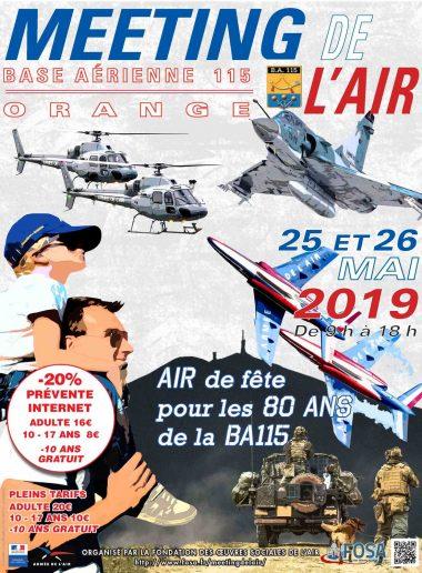 2019 Orange Air Show