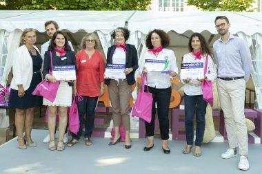 """""""Elles Bougent/Synergie Campus Entreprises"""" awards"""