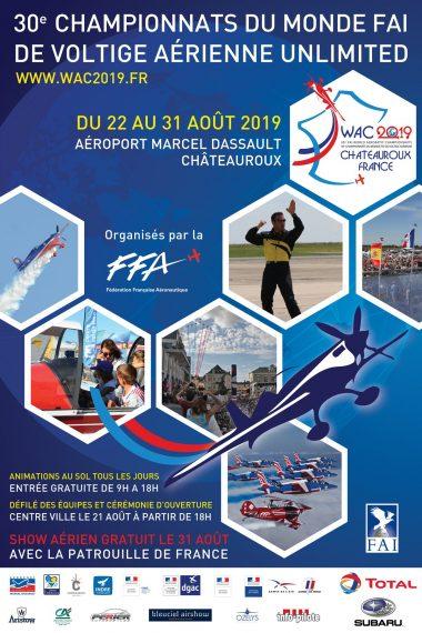 Championnat du monde de voltige 2019